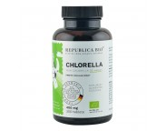 Chlorella ecologica, 300 tablete, Republica BIO