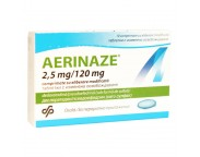 Aerinaze 2,5mg/120mg, 10 comprimate filmate