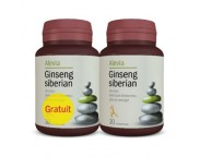 Alevia Ginseng siberian 250 mg pachet 30 comprimate + 30 comprimate